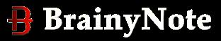 BrainyNote Logo